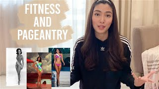Real Talk: Are Pageants Body Positive? | My Personal Fitness Journey | Nicole Cordoves