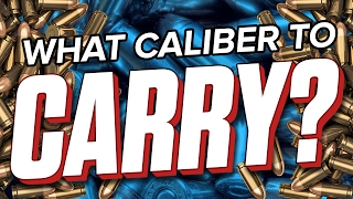 Ask USCCA: What Caliber Should I Carry?