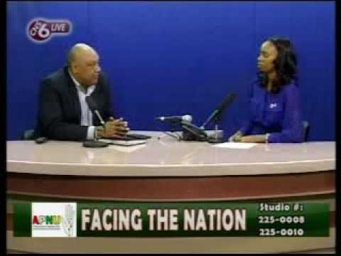 Minister of Natural Resources Raphael Trotman on Mining and the State of Government