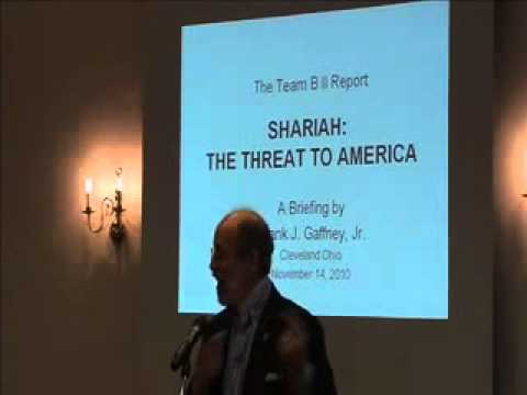 Shariah -The Threat To America -Part 1