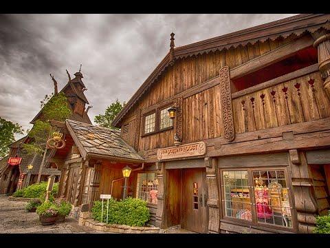 Epcot's Norway Pavilion Area Music - DisneyAvenue.com