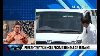 Esemka Bukan Mobil Nasional, Menteri Perindustrian Beberkan Alasannya