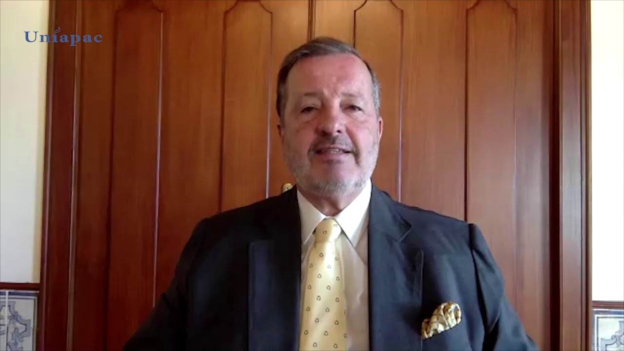 Bruno Bobone, Presidente da UNIAPAC International