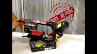 Femi Ng120abs Mitering Band Saw @ Trick Tools