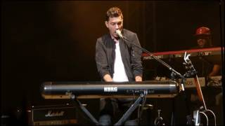 Andy Grammer - Keep Your Head Up/Fine By Me (Live at the Clay County Fair)