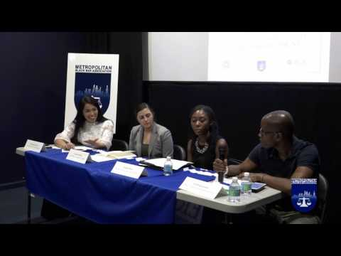 "MBBA 2017 ""I am A Solution"" Immigration Town Hall Panel 3"