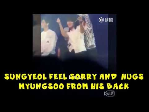 INFINITE MyungYeol sweet moment 2016 COMPILATION THAT SUMMER CONCERT 3