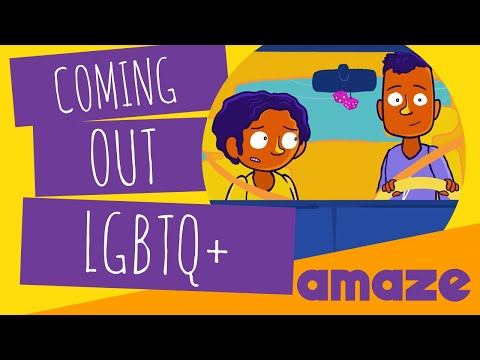 Coming Out LGBTQ+