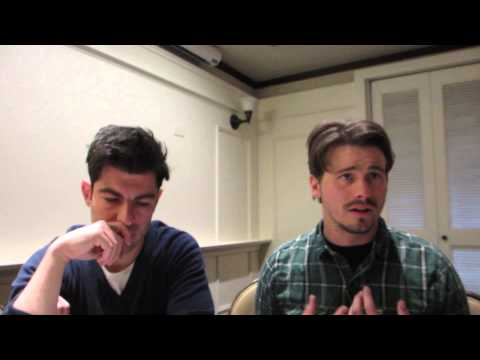 Jason Ritter Talks About Alex and Attempting Suicide