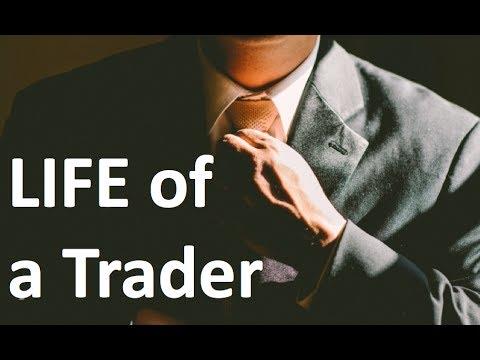 A Stock Trader's Life | Life of a Stock Trader in Hindi