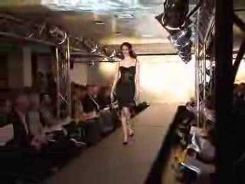 Harvey Nichols fashion show in the YEP