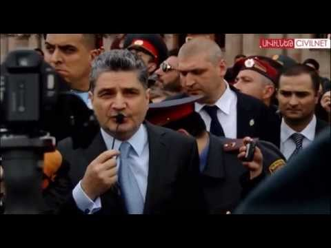 Տիգրան Սարգսյանի ելույթը Դ!ԵՄ ԵՄ-ի ակցիային