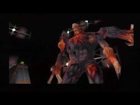 PS バイオハザード2 レオン裏 ウィリアム バーキン登場シーン集 ムービー Resident Evil2 William Birkin Movies
