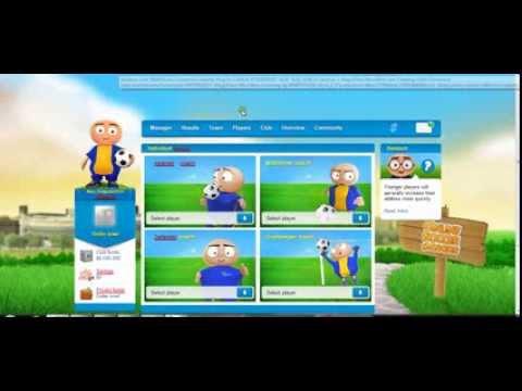 Online Soccer Manager #1