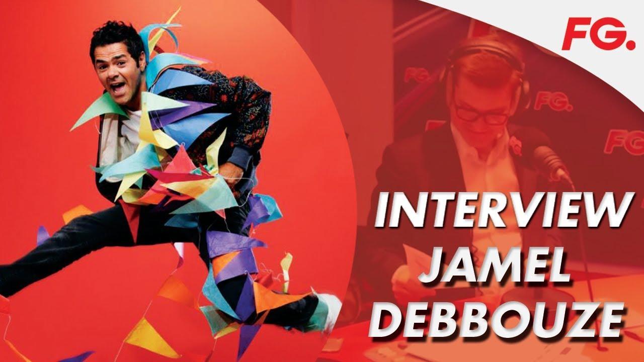 Interview Jamel Debbouze His New 2018 Show Maintenant Ou Jamel