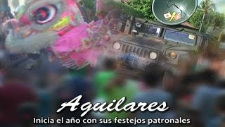 MI PAÍS TV AGUILARES DESFILE DE CORREO DOMINGO 08 ENERO 2017