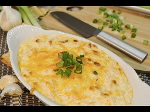 Shrimp Scampi Dip - Microwave Appetizer Recipe | RadaCutlery.com