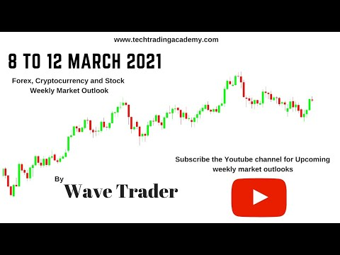 Forex, Stock and Crypto Weekly Market Outlook from 8 to 12 March 2021
