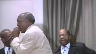 """Rev F.L. Brown 1999 """"Spreading The Rumor"""" Sermon Close"""