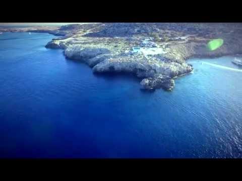 Ayia Napa From The Sky 4K