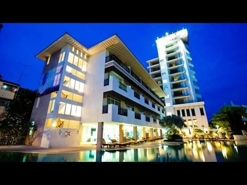 Pattaya Discovery Beach Hotel, Thailand