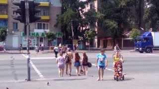 Олень в каске , Днепропетровск