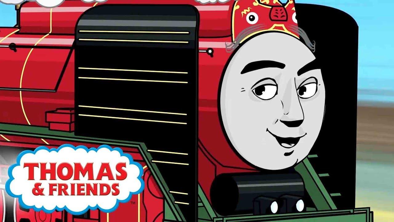 Download Yong Bao the Brave Chinese Engine | Thomas & Friends UK | Kids Cartoon