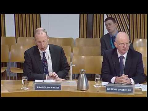 Public Audit and Post-legislative Scrutiny Committee - 23 November 2017