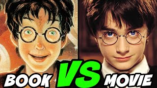 Harry Potter Differences Books Movies Snape Details