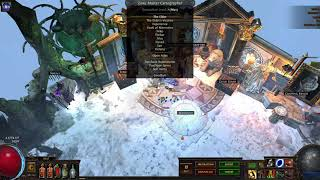 Zeus Alpine Hideout | Path of Exile | Summit Map HO