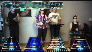 Foundation - An Unkindness (Rock Band 3 Full Band 6 players) - Contest Entry