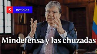 Entrevista con Carlos Holmes Trujillo, ministro de Defensa | Semana Noticias