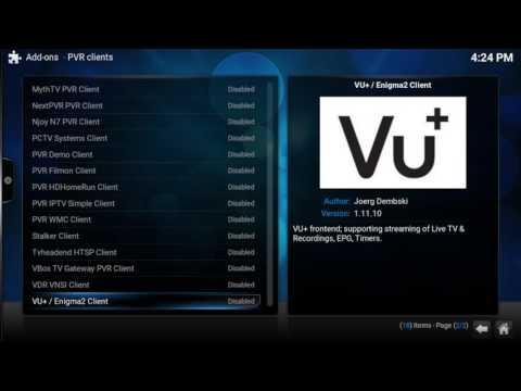 IPTV for Enigma 2 Tutorial   FunnyDog TV