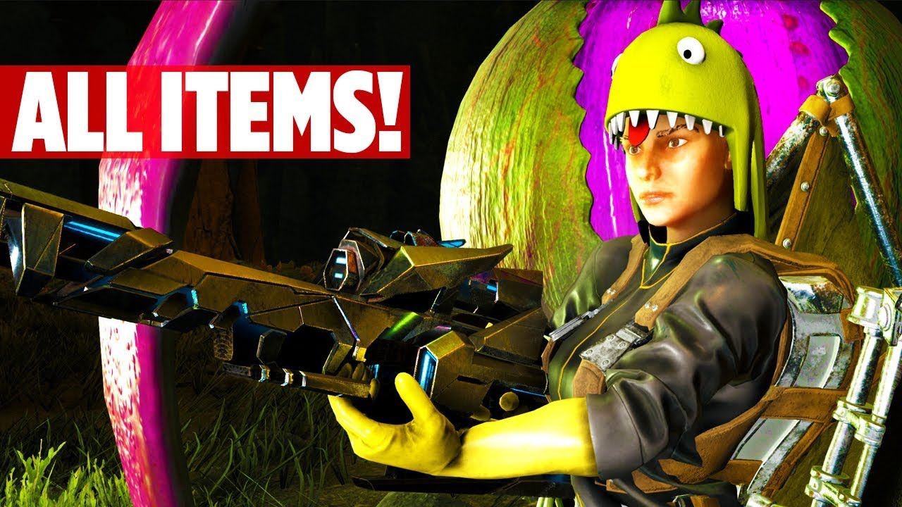 Ark Wood Elevator 🔴aberration secret items no other youtuber can show you! all items  spotlight! ark: survival evolved