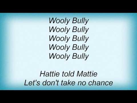 Los Lobos - Wooly Bully Lyrics