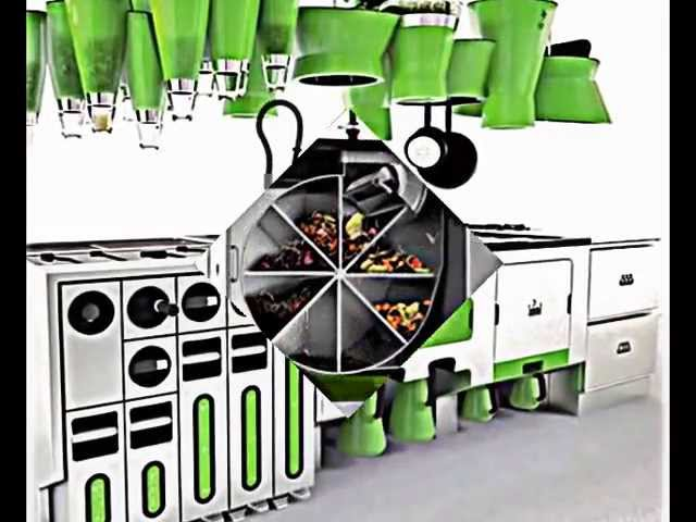 Cleveres Küchen Design