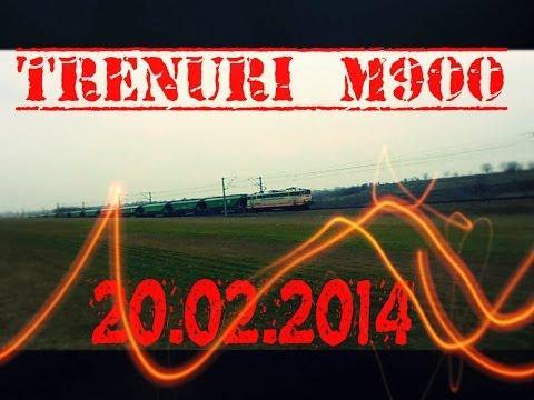 Trenuri M900  20.02.2014 By AdySoft