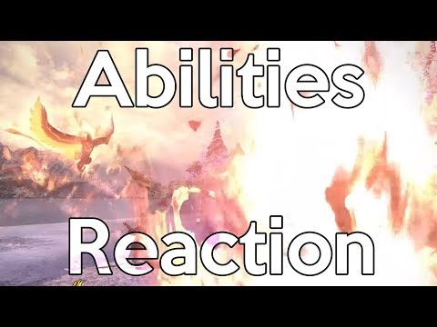 Shadowbringers Job Actions LIVE REACTION | FFXIV Media Tour