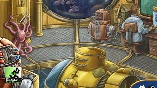 AquaSphere Gameplay Runthrough