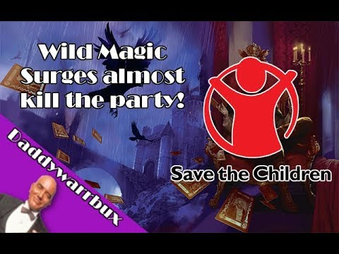 Curse of Strahd Part 14 - Save the Children Charity Stream | DnD 5E Dungeons and Dragons