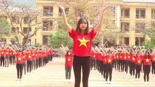Tự hào hát mãi lên Việt Nam ơi - THPT Bắc Yên - Việt Nam ơi