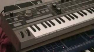 A Tribute to Laurent Garnier by Vinilovintage __ Korg __ Oberheim __ Roland MC