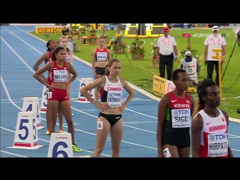 83 Samantha Watson 800m FINAL Women's HD World U20 Championships Bydgoszcz 2016