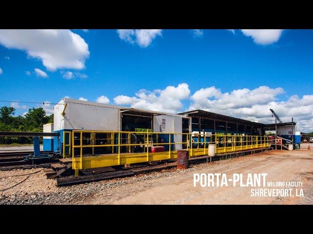Porta-Plant Welding Facility-Shreveport, LA
