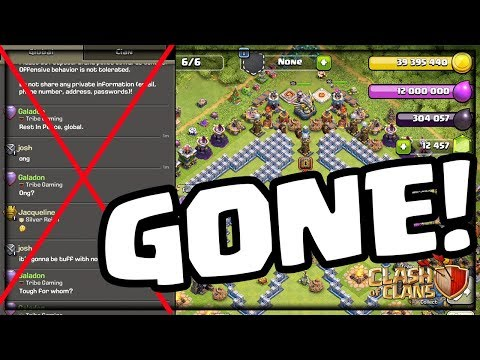 Clash Of Clans UPDATE - Global GONE! Subscribe For Update Info!