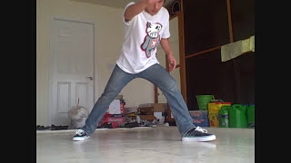 How to Flare Tutorial by Bboy Kid Soul