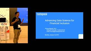 Advancing Data Science for Financial Inclusion: Trusting Social's Journey