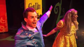 Market Place Theatre, Armagh | Panto 2015 | Little Red Riding Hood Opening Song