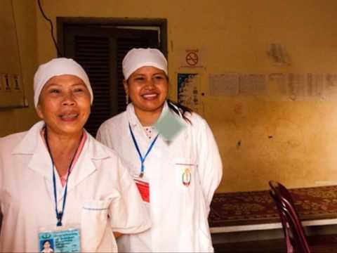 A documentary on midwifery work