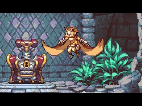 Owlboy : First Dungeon Gameplay HD